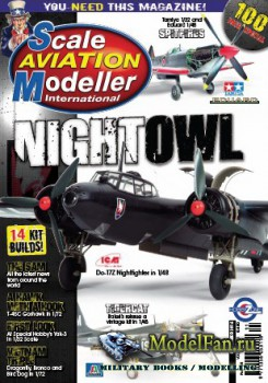 Scale Aviation Modeller International (November 2016) Vol.22 №11