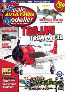 Scale Aviation Modeller International (January 2017) Vol.23 №1
