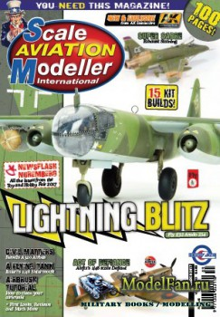 Scale Aviation Modeller International (March 2017) Vol.23 №3