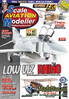 Scale Aviation Modeller International (April 2017) Vol.23 №4