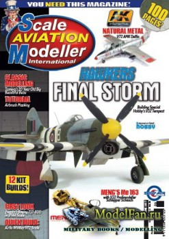 Scale Aviation Modeller International (June 2017) Vol.23 №6