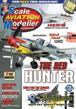 Scale Aviation Modeller International (July 2017) Vol.23 №7
