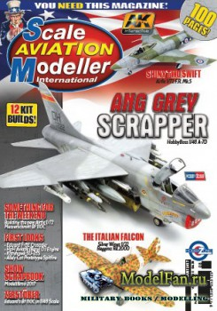 Scale Aviation Modeller International (August 2017) Vol.23 №8