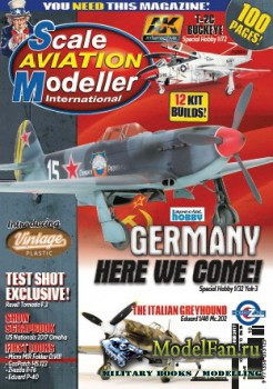 Scale Aviation Modeller International (October 2017) Vol.23 №10