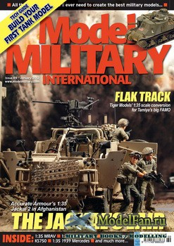 Model Military International Issue 69 (January 2012)