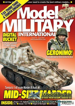 Model Military International Issue 74 (June 2012)