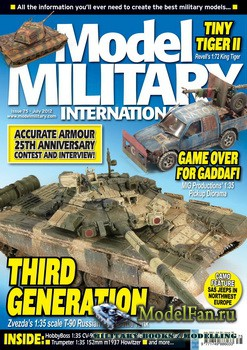 Model Military International Issue 75 (July 2012)