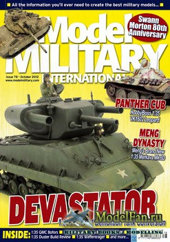 Model Military International Issue 78 (October 2012)