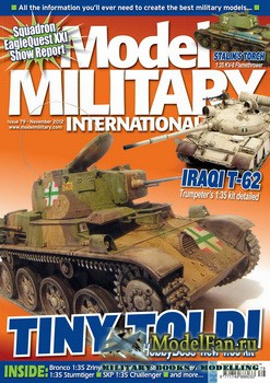 Model Military International Issue 79 (November 2012)