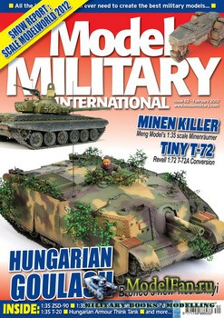 Model Military International Issue 82 (February 2013)