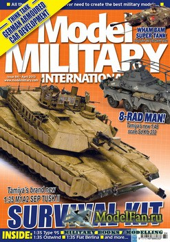 Model Military International Issue 84 (April 2013)