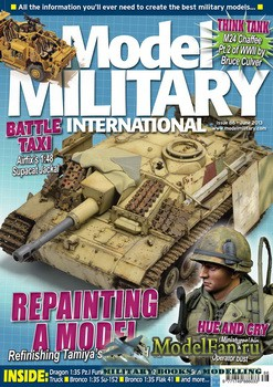 Model Military International Issue 86 (June 2013)