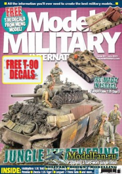 Model Military International Issue 87 (July 2013)
