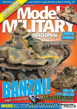Model Military International Issue 89 (September 2013)