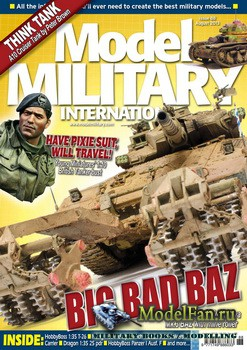 Model Military International Issue 88 (August 2013)