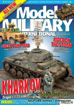 Model Military International Issue 90 (October 2013)