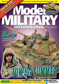 Model Military International Issue 91 (November 2013)