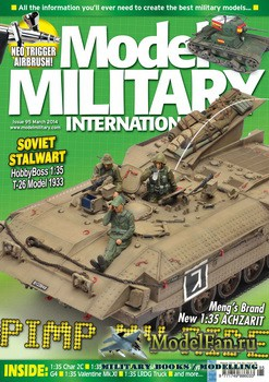 Model Military International Issue 95 (March 2014)