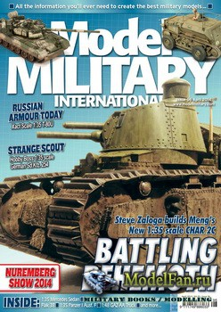 Model Military International Issue 96 (April 2014)