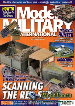 Model Military International Issue 97 (May 2014)