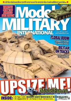 Model Military International Issue 99 (July 2014)