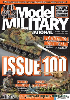 Model Military International Issue 100 (August 2014)