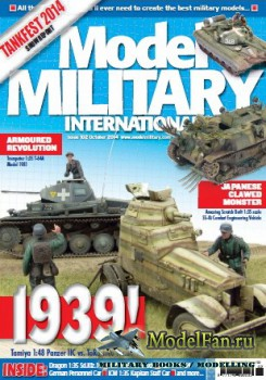 Model Military International Issue 102 (October 2014)