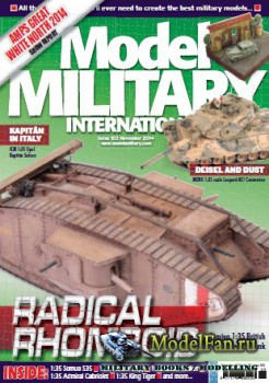 Model Military International Issue 103 (November 2014)