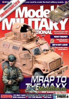 Model Military International Issue 104 (December 2014)