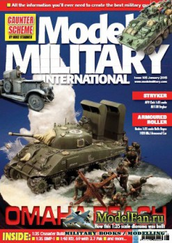 Model Military International Issue 105 (January 2015)