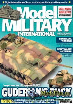 Model Military International Issue 106 (February 2015)