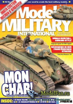 Model Military International Issue 107 (March 2015)