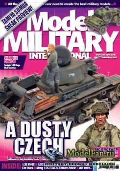 Model Military International Issue 108 (April 2015)