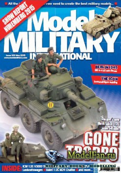Model Military International Issue 109 (May 2015)
