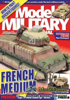 Model Military International Issue 110 (June 2015)