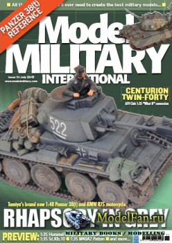 Model Military International Issue 111 (July 2015)