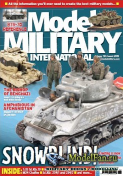 Model Military International Issue 112 (August 2015)