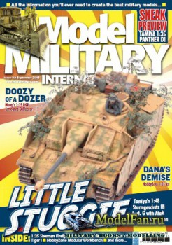 Model Military International Issue 113 (September 2015)