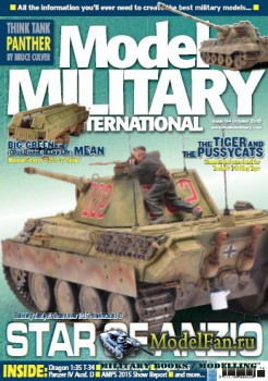 Model Military International Issue 114 (October 2015)