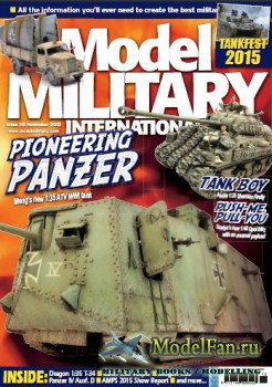 Model Military International Issue 115 (November 2015)
