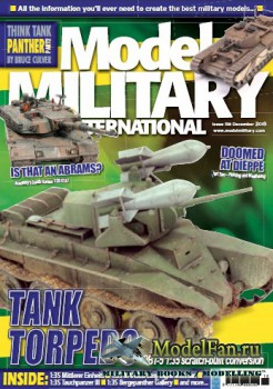 Model Military International Issue 116 (December 2015)