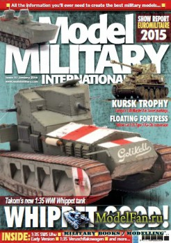 Model Military International Issue 117 (January 2016)