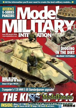 Model Military International Issue 118 (February 2016)