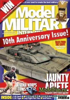 Model Military International Issue 120 (April 2016)