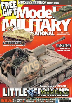Model Military International Issue 122 (June 2016)