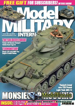 Model Military International Issue 123 (July 2016)