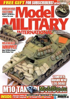 Model Military International Issue 124 (August 2016)