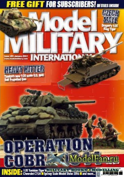 Model Military International Issue 129 (January 2017)