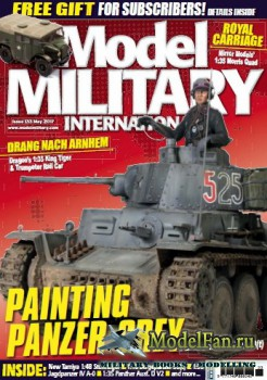 Model Military International Issue 133 (May 2017)