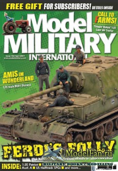 Model Military International Issue 132 (April 2017)